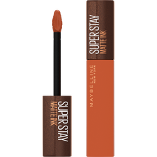 Maybelline Superstay Matte Ink Coffee Nu 265 Caram