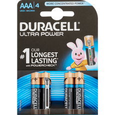 Duracell Ultra Power Dura Up Batterij AAA