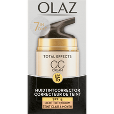 Olaz Total Effects 7-In-1 CC Cream SPF15 Licht/Medium