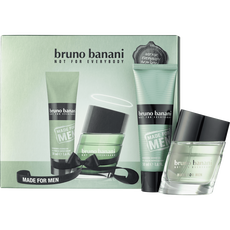 Bruno Banani Made for Man Giftset (EDT + Showergel)