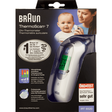 Braun ThermoScan 7 IRT6520WE Infrarode Oorthermometer