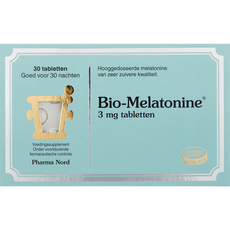Pharma Nord Bio-Melatonine 3 mg Tabletten