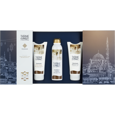 Therme CDS Harmonica Hammam Scrub,Foam& Shower Gel Geschenkset