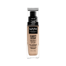 NYX Professional Makeup Can't Stop Won't Stop Foundation Light Ivory CSWSF04