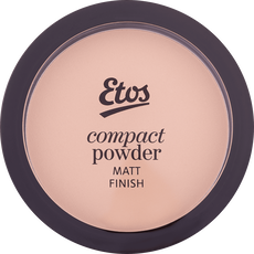 Etos Compact Powder Matt Finish Vanilla