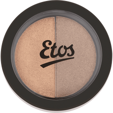Etos Duo Eyeshadow Beautiful Bronze