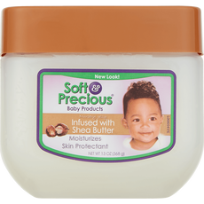 Soft And Precious Petroleum Vaseline Shea Butter