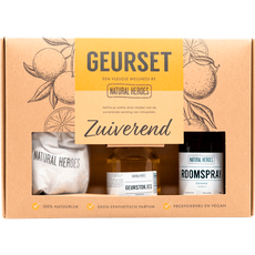 Natural Heroes Cadeauset Zuiverend