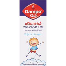 Dampo Kids Alle Hoest  100 ML