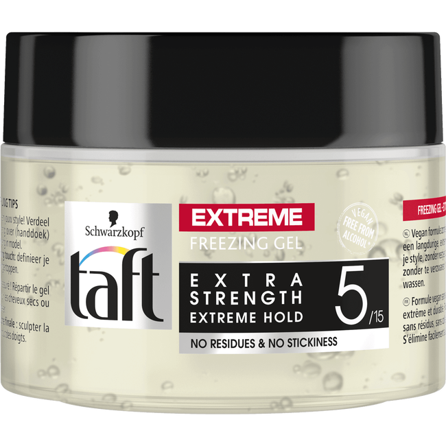 Taft Extreme Freezing Gel