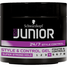 Schwarzkopf Junior Power Styling Style & Control Gel