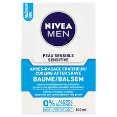 NIVEA MEN Sensitive Cooling Aftershave Balm