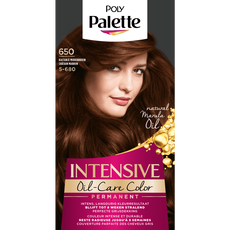 Poly Palette Intensive Crème Coloration 650 Kastanje Middenbruin