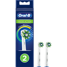 Oral-B Crossaction Opzetborstel Met Cleanmaximiser
