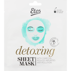 Etos Detoxing Sheet Mask