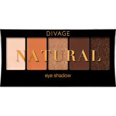 Divage Palette Eye Shadow Natural