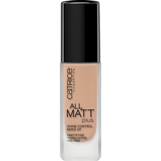 Catrice All Matt Plus Shine Control Foundation 020 Nude Beige
