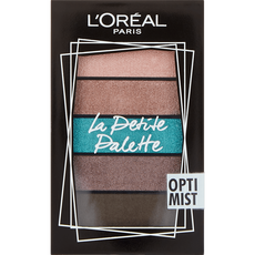 L'Oréal Paris Make-Up Designer La Petite Palette - 03 Optimist - Mini Oogschaduw Palette