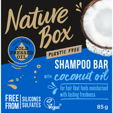 Nature Box Coconut Shampoo Bar