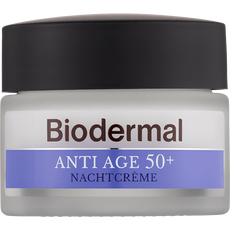 Biodermal Anti-Age 50+ Nachtcrème
