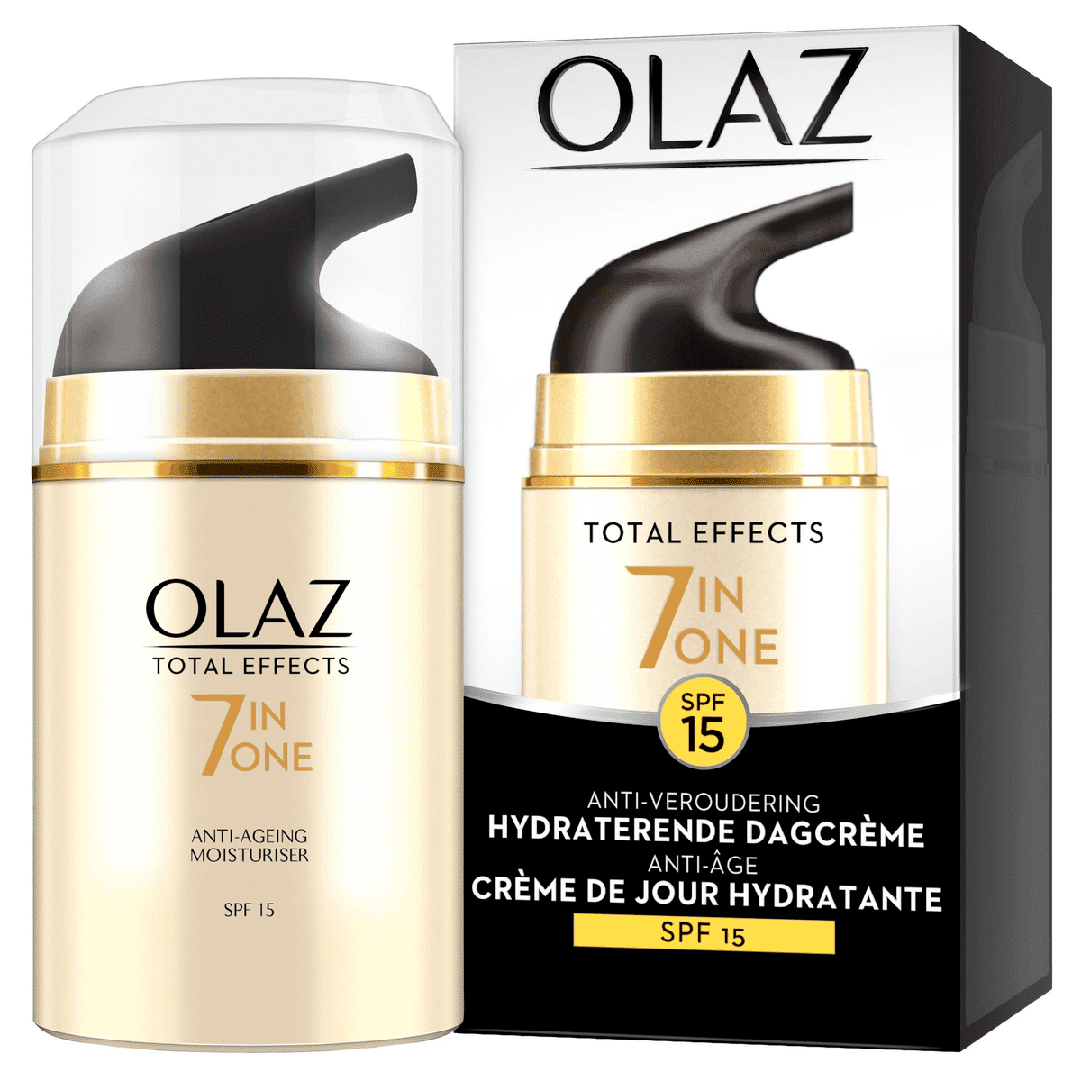 Olay/Olaz Total Effects 7-in-1 Hydraterende Crème SPF15 50 ML