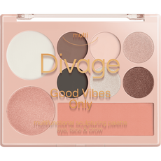 Divage Face Correcting Palette Good Vibes Only