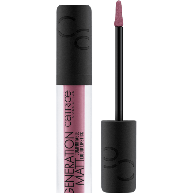 Catrice Generation Matt Comfortable Liquid Lipstick 060 Blushed Pink