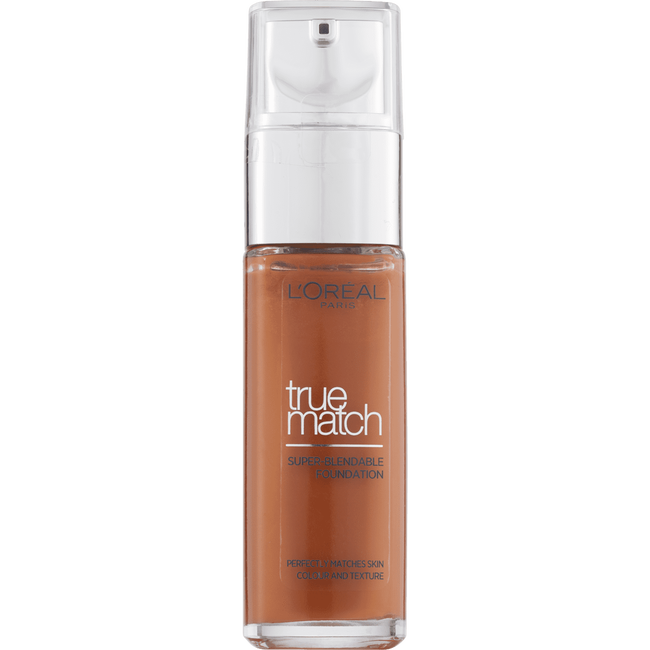 L'Oréal Paris - True Match Foundation - 10W Deep Golden - Foundation SPF17