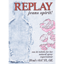 Replay For Her Jeans Spirit Eau De Toilette