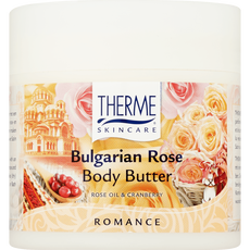Therme Bulgarian Rose Body Butter