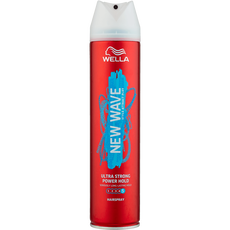Wella New Wave Ultra Strong Hairspray level 5