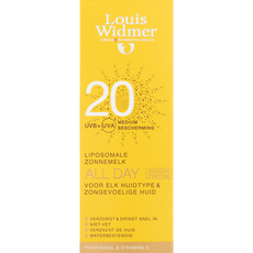Louis Widmer All Day 20 Zonder Parfum