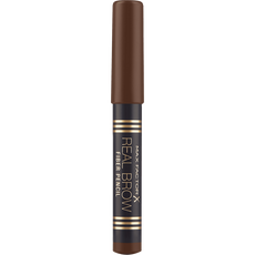 Max Factor Real Brow Fiber Pencil - 004 Deep Brown