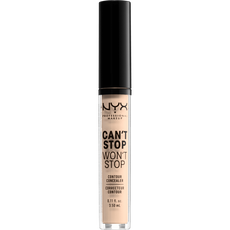 NYX Professional Makeup Can't Stop Won't Stop Contour Concealer Light Ivory CSWSC4