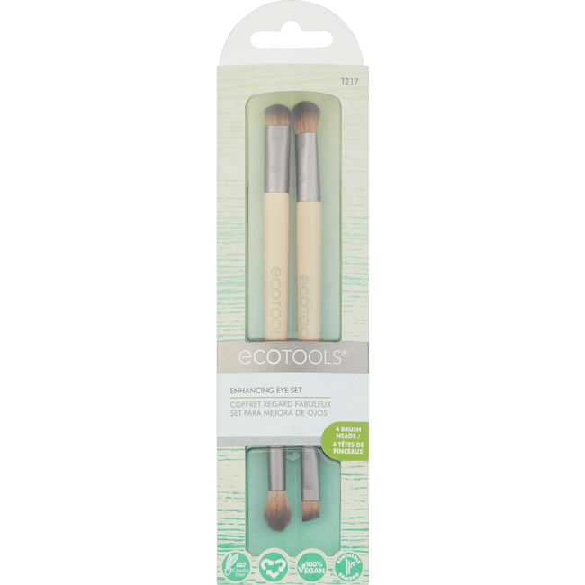 Ecotools Enhancing Eye Set