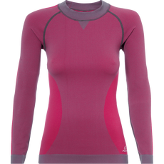 Falcon Thermo Shirt Dames Grey Pink L