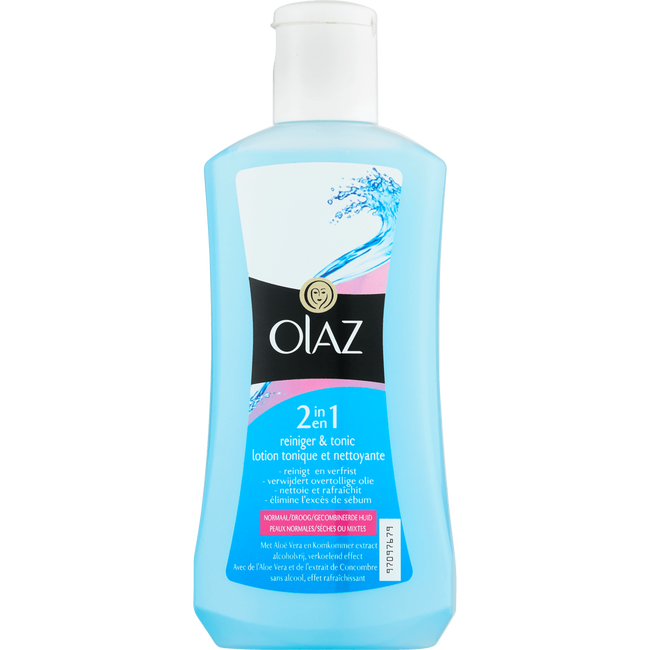 Olaz 2-In-1 Reiniger & Tonic