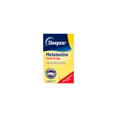 SleepzZ Melatonine Forte 5 mg Tabletten