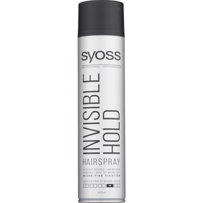 Syoss Invisible Hold Hairspray