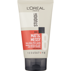 L'Oréal Paris Studio Line Matt & Messy Zero Shine Fibre Paste