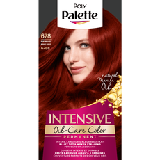 Poly Palette Intensive Crème Coloration 678 Robijn Rood