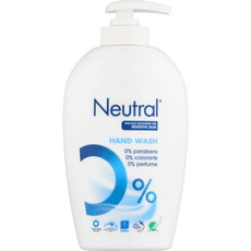 Neutral Sensitive Skin Hand Wash Pomp