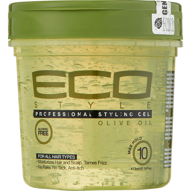Eco Olive Oil Styling Gel