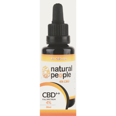 Natural People CBD Olie
