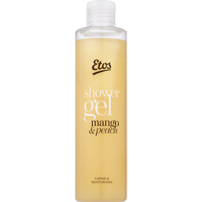 Etos Shower Gel Mango & Peach