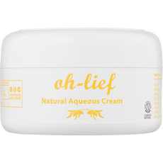 Oh-Lief Natural Aqueous Cream