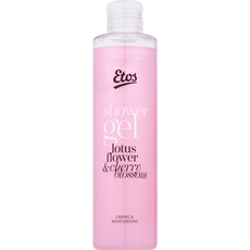 Etos Shower Gel Lotus Flower & Cherry Blossom