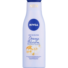 Nivea Oranje Bloesem & Avocado Body Olie In Lotion