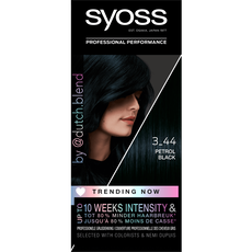 Syoss Trending Now 3-44 Petrol Black Haarkleuring