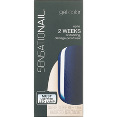 Sensationail by Fingrs Color Gel Polish Blue Yonder